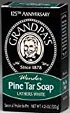 Grandpa's Soap Pine Tar 4.25 oz ( Multi-Pack)