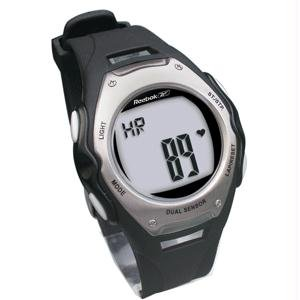 Reebok Hybrid Plus Heart Rate Monitor Watch W/ Chest Strap