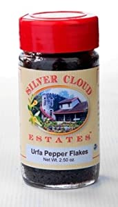 Urfa or Urfa Biber Pepper Flakes - 2.50 Ounce Jar