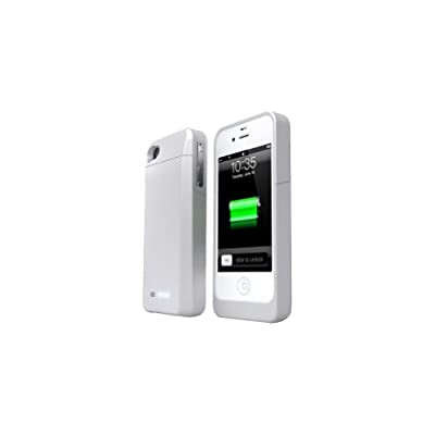 uNu Power DX External Protective Battery Case for iPhone 4S & 4