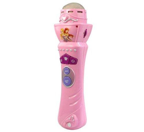 Sannysis 1Pc Best Quality Wireless Led Microphone Mic Karaoke Singing Kids Funny Gift Music Toy For Boys&Girls