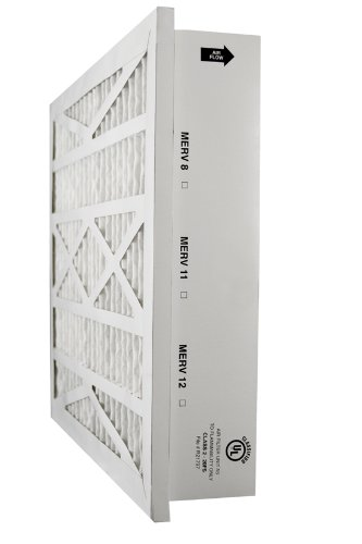 16x25x5 (15.75x24.75x4.38) MERV 8 Honeywell Aftermarket Grill Filter (2 Pack)