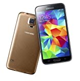 Samsung Galaxy S5 SIM-Free Smartphone - Gold
