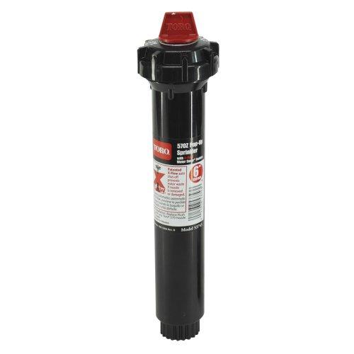 Toro 53743 570 Pop-Up with X-Flow Sprinkler, 6-Inch