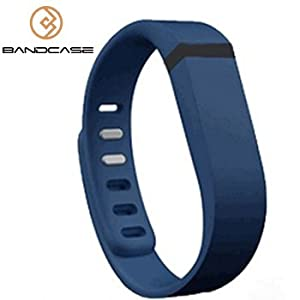 Replacement Wrist Band for Fitbit Flex (Navy, Small)