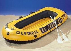 wehncke-friedola-olympic-270-bateau-de-avec-2-pagaies