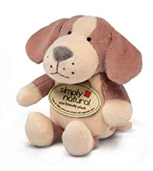 Russ Plush - Simply Natural - BEAGLE (6.5 inch)
