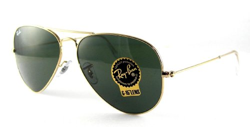 Ray Ban Sunglasses Aviator Large Metal RB3025