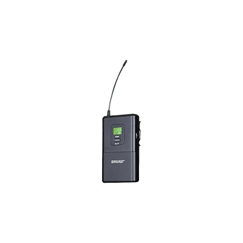 Shure Slx1 Wireless Bodypack Transmitter, H5