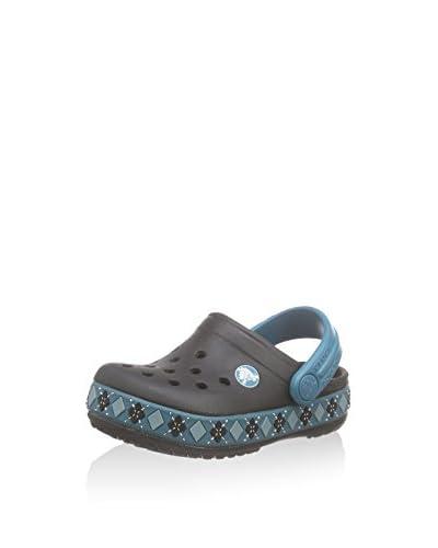 Crocs Zuecos Chameleons Azul Marino / Azul