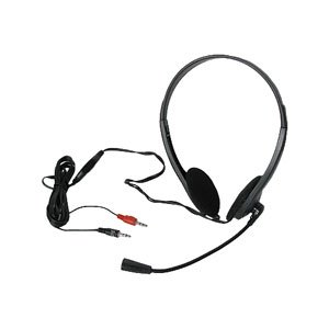 EAXUS STEREO HEADSET MICROPHONE für PC/Notebook