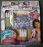 Moxie Girlz Art-titude 3D My Purse Design Kit