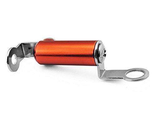 Orange Motorradrennen CNC Billet Halterung Bremsflüssigkeitsbehälter Vorderbremse Kupplung Hauptbremszylinder Halterung Universal fit für Yamaha XJ6 DIVERSION ABS 2004 2005 2006 2007 2008 2009 2010 2011 2012