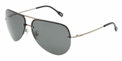 D&G DD6068 04/87 Gunmetal Sunglasses In Metal