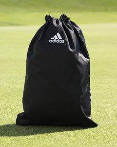 Adidas university drawstring shoe bag