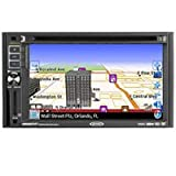 #10: JENSEN VM9424 6.2-Inch Double-DIN Multimedia Navigation Receiver