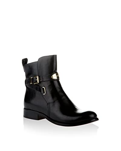 michael kors stiefelette arley ankle boot schwarz michael kors. Black Bedroom Furniture Sets. Home Design Ideas