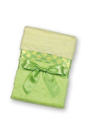 Silky Soft Security Blanket (Limeade)