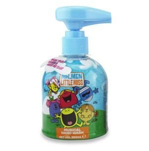 Baylis & Harding Mr Men Little Miss Musical Hand Wash