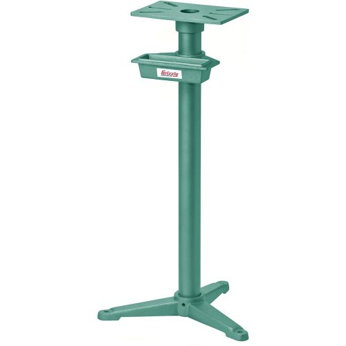 Grizzly H7763 Pedestal Stand for Bench Grinder (Universal Bench Grinder Stand compare prices)