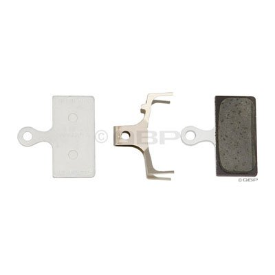 Image of Shimano BR-M985 G01A Resin Disc Brake Pad (Y8J798030)