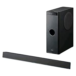 Sony HTCT100 Sound Bar with Subwoofer - Black
