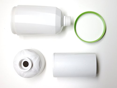 shower filter inline high pressure output premium kdf 55 softener removes. Black Bedroom Furniture Sets. Home Design Ideas