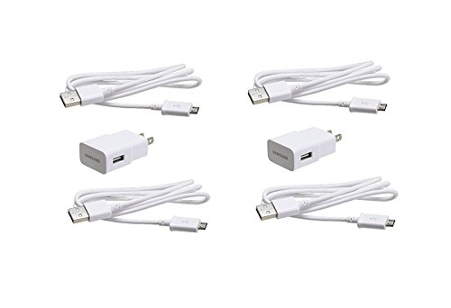 10-Pack-Samsung-OEM-2-Amp-Adapter-5-Feet-2-Micro-USB-Data-Sync-Charging-Cables-for-Galaxy-S2S3S4-White