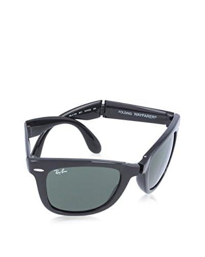 Ray-Ban Gafas de Sol 4105 _601S4K FOLDING WAYFARER (50 mm) Negro mate