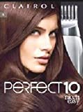 Clairol Nice 'n Easy Perfect 10 Permanent Haircolor, Medium Brown 005 1 ea