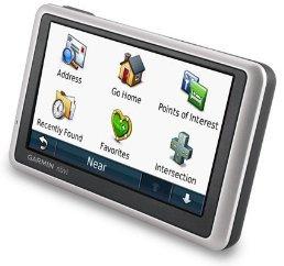 Garmin Nüvi 1300T Gps Navigation System front-664349