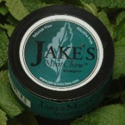 Jake's Mint Chew - Wintergreen 1.2 oz - Tobacco & Nicotine Free!