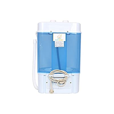 Ole Baby 3.5 OB-WSHS Semi Automatic Top Load Washing Machine Blue
