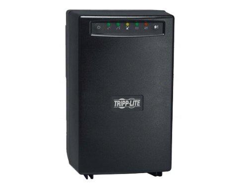 Tripp Lite 1500Va Ups Omni Vs Tower Line-Interactive 8 Outlets Audible Alarm Led Indicators