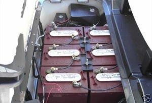 Golf Cart Battery Repair Refurbish Kit by K and L sales