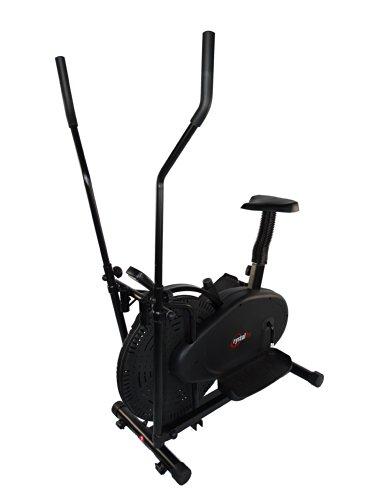 CrystalTec 2 in 1 Elliptical Cross Trainer & Exercise Bike