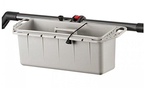 Hobie-Kayak-Cat-Mirage-Drive-Kayak-Storage-Tackle-Bin-mounts-to-H-Rail-on-Pro-Angler