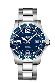 Longines HydroConquest Automatic Stainless Steel Watch L3.641.4.96.6