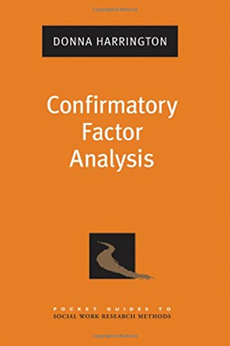 Confirmatory Factor Analysis (Pocket Guides to Social Work Research Methods)