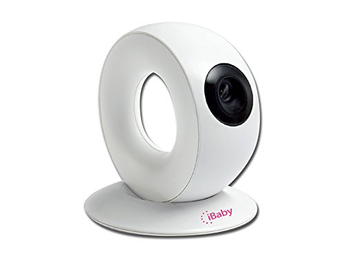 i-Helath Labs Europe 23480 Ibaby M2 Baby Monitor, Bianco