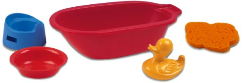Miniland Doll Bath Tub With Accessories front-78542