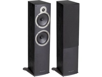 Wharfedale Crystal 3 Surround (schwarz) 5.0 Surround-System