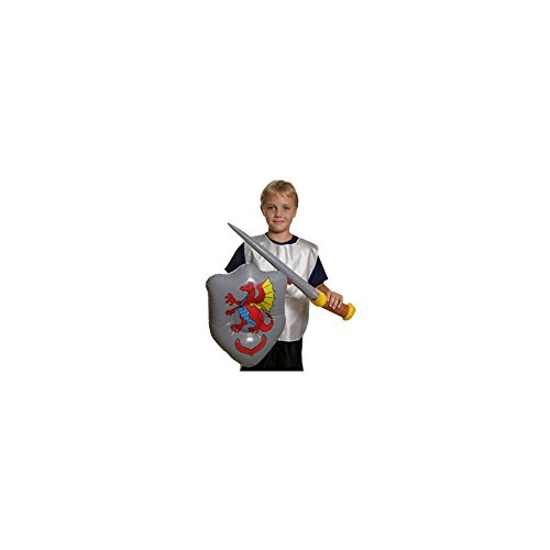 Inflatable Shield and Sword 1 pc [Toy]