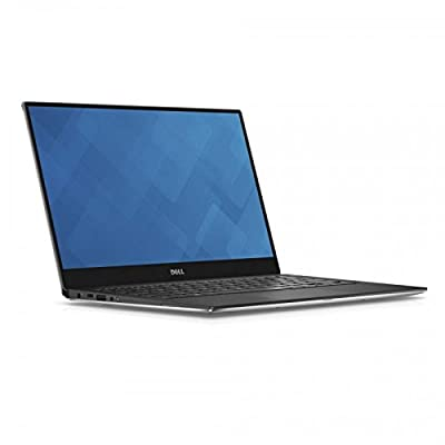Dell XPS-13 XPS1354128iS 13.3-inch Laptop (Core i5-6200U/4GB/128GB/Windows 10/Integrated Graphics), Silver
