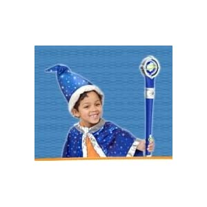 giggle gear wondrous wizard dress up set with sound
