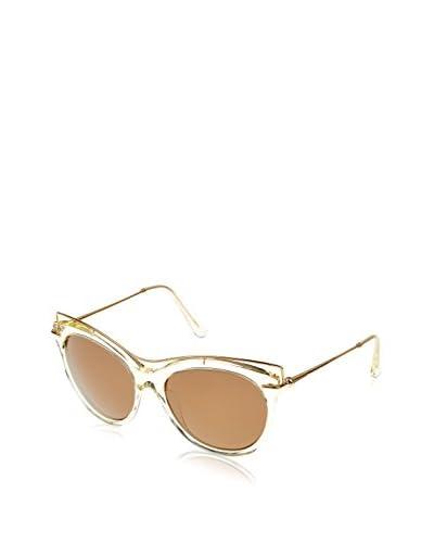 Alexander McQueen Gafas de Sol AMQ4273/S (57 mm) Transparente