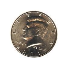 2007-D Uncirculated Kennedy Half Dollar