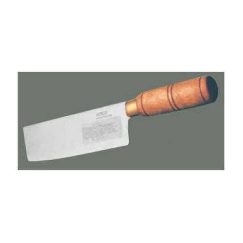 Winco Chinese Cleaver With Wood Handle 2 1/2 Inch Wide Blade -- 1 Each.