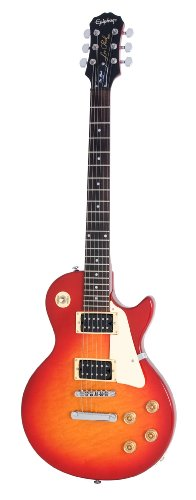 Epiphone LP-100 Les Paul Electric Guitar, Heritage Cherryburst
