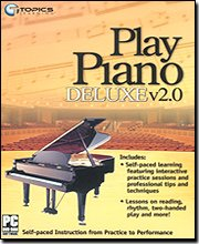 Play Piano Deluxe Edition v2.0 (Old Version)